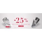 New Balance: Weekend Zniżek 25% rabatu na całą kolekcję odzieży i obuwia sportowego