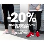 New Balance: 20% rabatu na produkty nieprzecenione