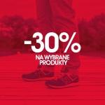 New Balance: 30% zniżki na wybrane produkty