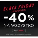 New Balance: Black Friday 40% zniżki na cały asortyment obuwia i odzieży sportowej