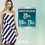 New Look: wybrane produkty do 75 zł taniej