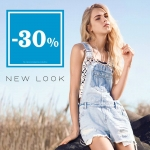 New Look: 30% zniżki na wybrane produkty