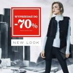 New Look: wyprzedaż do 70% na wybrane modele