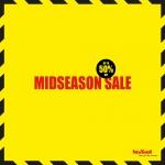 New Yorker: Mid Season Sale do 50% zniżki