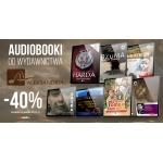 Nexto: 40% rabatu na audiobooki od wydawnictwa Aleksandria