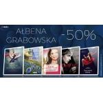 Nexto: 50% zniżki na książki Aubeny Grabowskiej