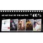 Nexto: do 40% zniżki na adaptacje filmowe