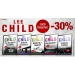 Nexto: 30% rabatu na ebooki autora Lee Child