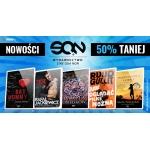 Nexto: 50% zniżki na nowości wydawnictwa Sine Qua Non