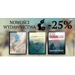 Nexto: 25% zniżki na nowości wydawnictwa Sonia Draga