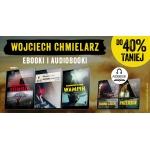 Nexto: do 40% zniżki na ebooki i audiobooki Wojciecha Chmielarza