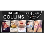 Nexto: do 40% zniżki na ebooki Jackie Collins