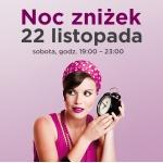 Noc Zniżek w Atrium Felicity Lublin 22 listopada 2014