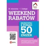 Weekend Rabatów w gorzowskiej galerii Nova Park 31 stycznia - 1 lutego 2015