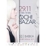 Targi mody i designu Och! Bazar Warszawa 29 listopada 2015