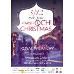 Targi mody Och Christmas! Warszawa 3 grudnia 2017