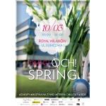 Targi mody Och!Spring Warszawa 10 marca 2018