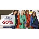 Ochnik: 20% rabatu na całą kolekcję odzieży skórzanej, obuwia, torebek oraz innych produktów