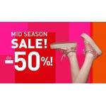Office Shoes: wyprzedaż do 50% rabatu na obuwie damskie, męskie i dziecięce