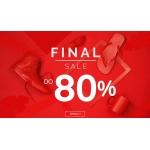 Office Shoes: wyprzedaż do 80% rabatu na obuwie damskie, męskie i dziecięce