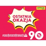 Office Shoes: ostatnia okazja do 90% rabatu