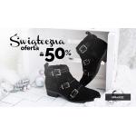 Office Shoes: do 50% zniżki na obuwie