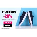 Office Shoes: 20% zniżki na buty męskie