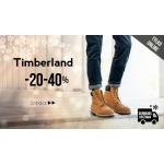 Office Shoes: 20% lub 40% zniżki na buty marki Timberland
