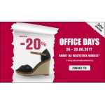 Office Shoes: minimum 20% rabatu na buty