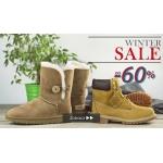 Office Shoes: zimowa wyprzedaż do 60% rabatu na obuwie