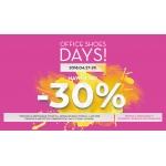 Office Shoes: do 30% rabatu na buty damskie, męskie oraz dziecięce