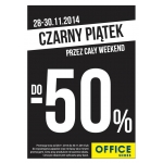 Black Friday w Office Shoes: do 50% zniżki przez cały weekend