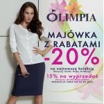 Olimpia: 20% zniżki na nową kolekcję