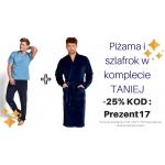 Olive: 25% zniżki na piżamę plus szlafrok