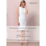 Olsen: 50 zł rabatu na sukienki