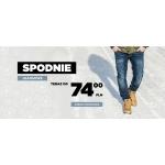 Ombre: spodnie jeansowe od 74 zł