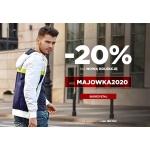 Ombre: 20% zniżki na odzież męską z nowej kolekcji