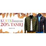 Ombre: 20% zniżki na kurtki przejściowe