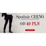 Ombre: spodnie CHINO od 49 zł
