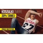 Ombre.pl: koszulki 30% taniej