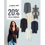 Only: 20% zniżki na wszystkie swetry