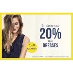 Only: 20% zniżki na wszystkie sukienki