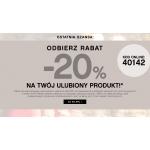 Orsay: 20% zniżki na najdroższy zakupiony produkt