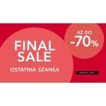 Orsay: ostateczna wyprzedaż do 70% rabatu na odzież, torby, perfumy