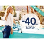 Orsay: rabat 40% na dżinsy
