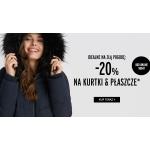 Orsay: 20% zniżki na kurtki i płaszcze