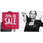 Orsay: 20% zniżki na modę damską z kategorii Sale