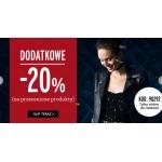 Orsay: dodatkowe 20% rabatu na przecenione produkty