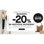 Orsay: 20% zniżki na wszystkie akcesoria