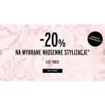 Orsay: 20% rabatu na wybrane wiosenne stylizacje